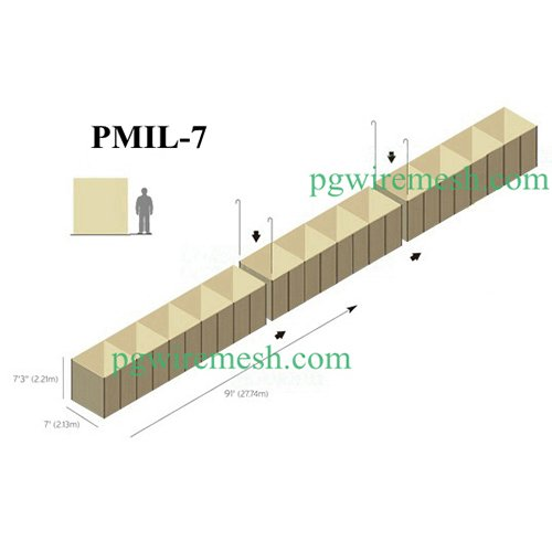 Bastion Barrier PMIL 7