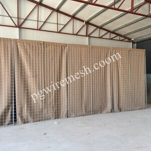 China hesco bastion barrier system