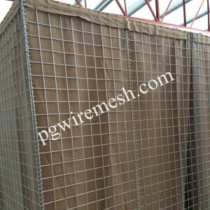 Hesco Bastion Concertainer Blast Wall China Supplier