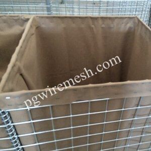 Galvanized Hesco Bastion Barriers China manufacturer