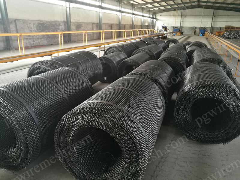 Stone Crusher Screen Mesh for Sieving Mine, Stones & Quarry China Factory