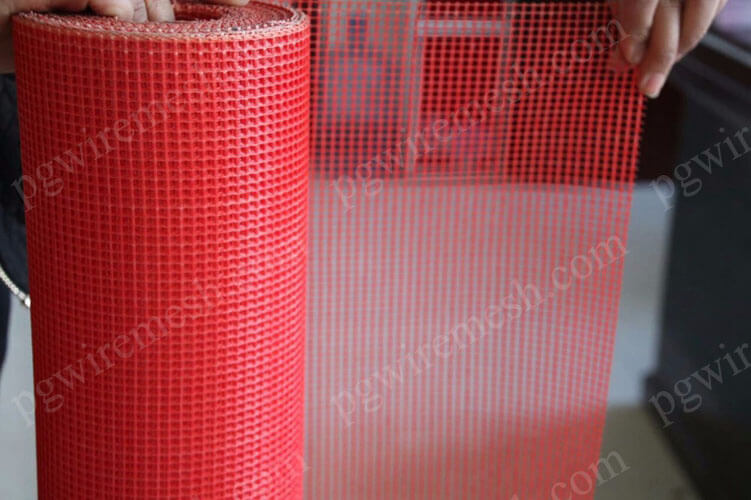 Alkali-resistance fiberglass mesh latex coated fiberglass mesh cloth Ukraine/Turkey