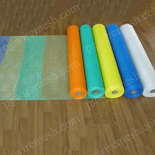 High strength fiberglass mesh for stucco high density fibre mesh for plastering China manufacturer