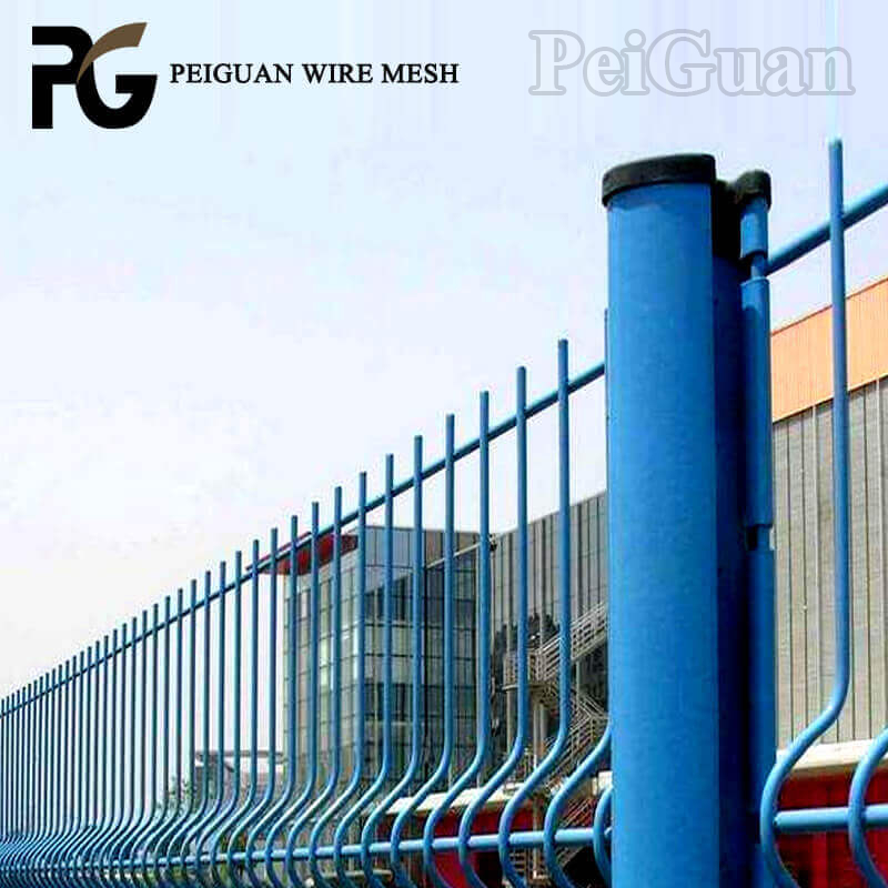 3D Wire Mesh Fence for sale in China Factory