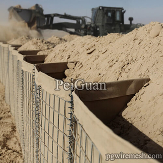 Bastion Barrier PMIL 6